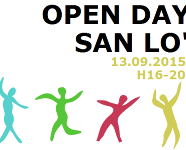 Open Day 13.09.2015