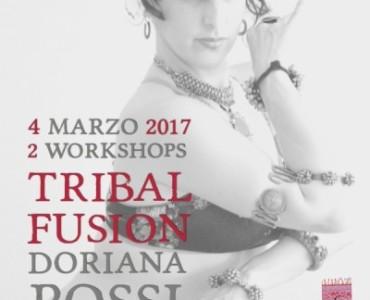 Tribal Fusion con Doriana Rossi