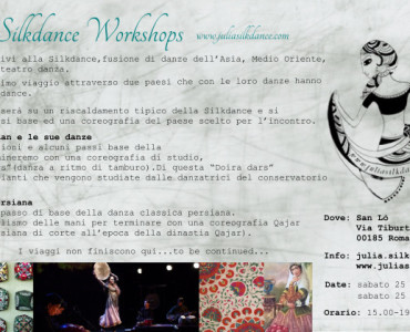 Silkdance Workshops