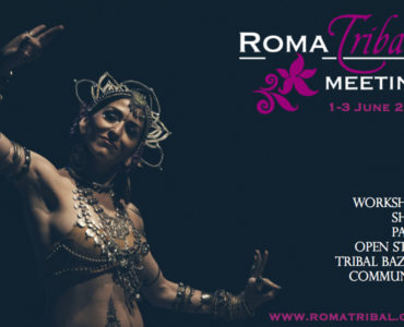 Roma Tribal Meeting 2018