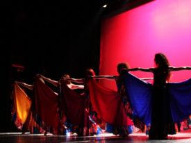 Incontri mensili: Danze Gypsy