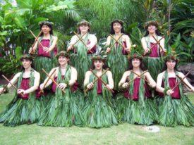 Hula Hawaiana