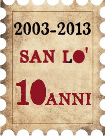 San Lo' 10 anni