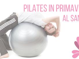 Pilates in Primavera