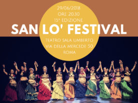 San Lo' Festival 2018