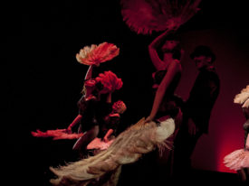 Lab Coreografico di Burlesque e Fan Dance