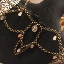 Body Chain Pietra di Luna