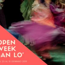 Open Week San Lo' 2019