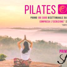 Pilates & Yoga in Primavera/Estate