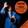 Karim Nagi a Roma