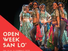 Open Week ★ 27-31 gennaio 2020