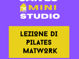 Mini-Studio • Lezione di Pilates