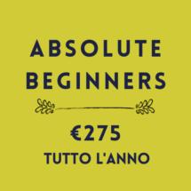 Promo Absolute Beginners