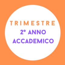 Trimestre 2° Anno Accademico